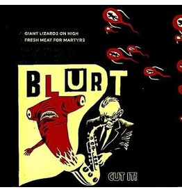 "Sartorial Records Blurt - Black Friday 7"" Bundle"