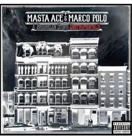 Fat Beats Records Masta Ace & Marco Polo - A Breukelen Story Instrumentals
