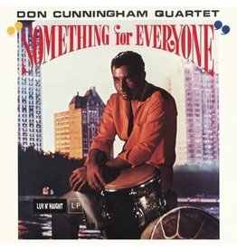 Luv N' Haight Records Don Cunningham - Something For Everyone