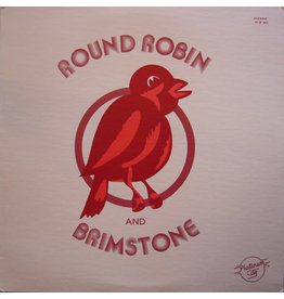 Luv N' Haight Records Round Robin and Brimstone - Round Robin and Brimstone