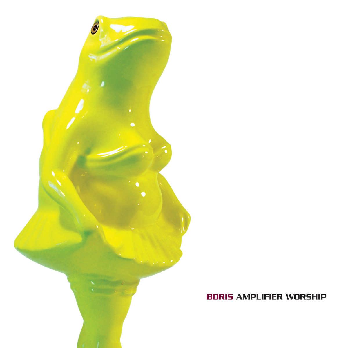 Third Man Records Boris - Amplifier Worship (Coloured Vinyl)