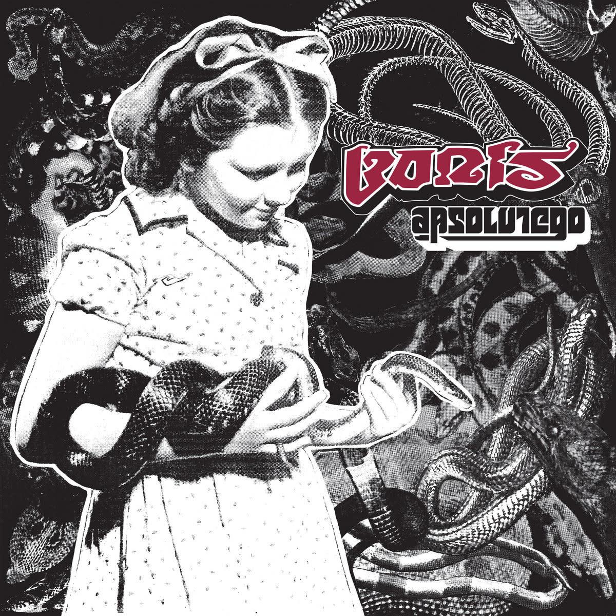 Third Man Records Boris - Absolutego (Coloured Vinyl)