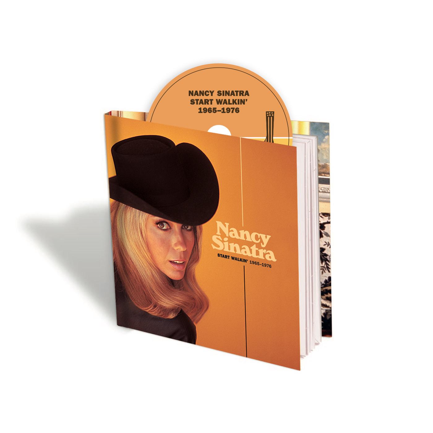 Light In The Attic Nancy Sinatra - Start Walkin': 1965-1976 (CD)