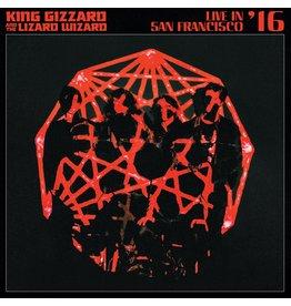 ATO Records King Gizzard & The Lizard Wizard - Live In San Francisco '16 (Deluxe)