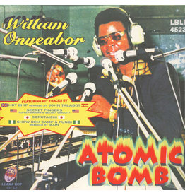 Luaka Bop William Onyeabor - Atomic Bomb Remixes
