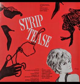 Serge Gainsbourg – Strip-Tease (Coloured Vinyl)