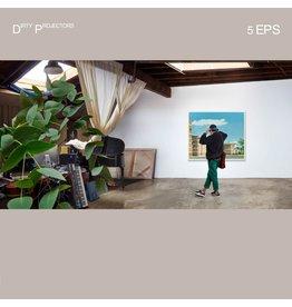 Domino Records Dirty Projectors - 5EPs (Coloured Vinyl)