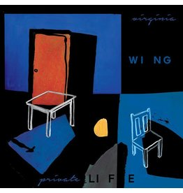 Fire Records Virginia Wing - private LIFE