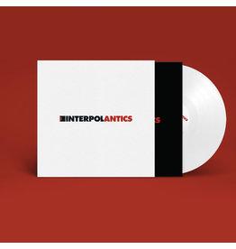 Matador Records Interpol - Antics (Coloured Vinyl)