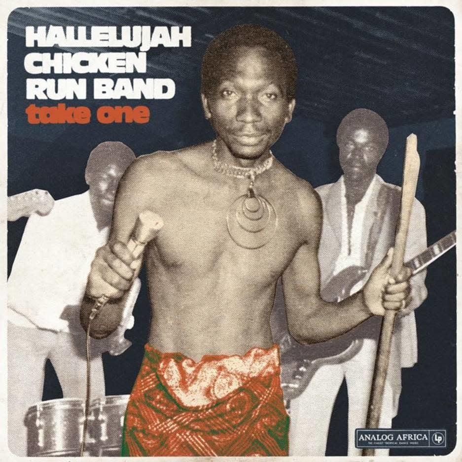 Analog Africa Hallelujah Chicken Run Band - Take One