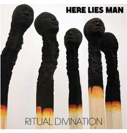 Riding Easy Records Here Lies Man - Ritual Divination (Coloured Vinyl)