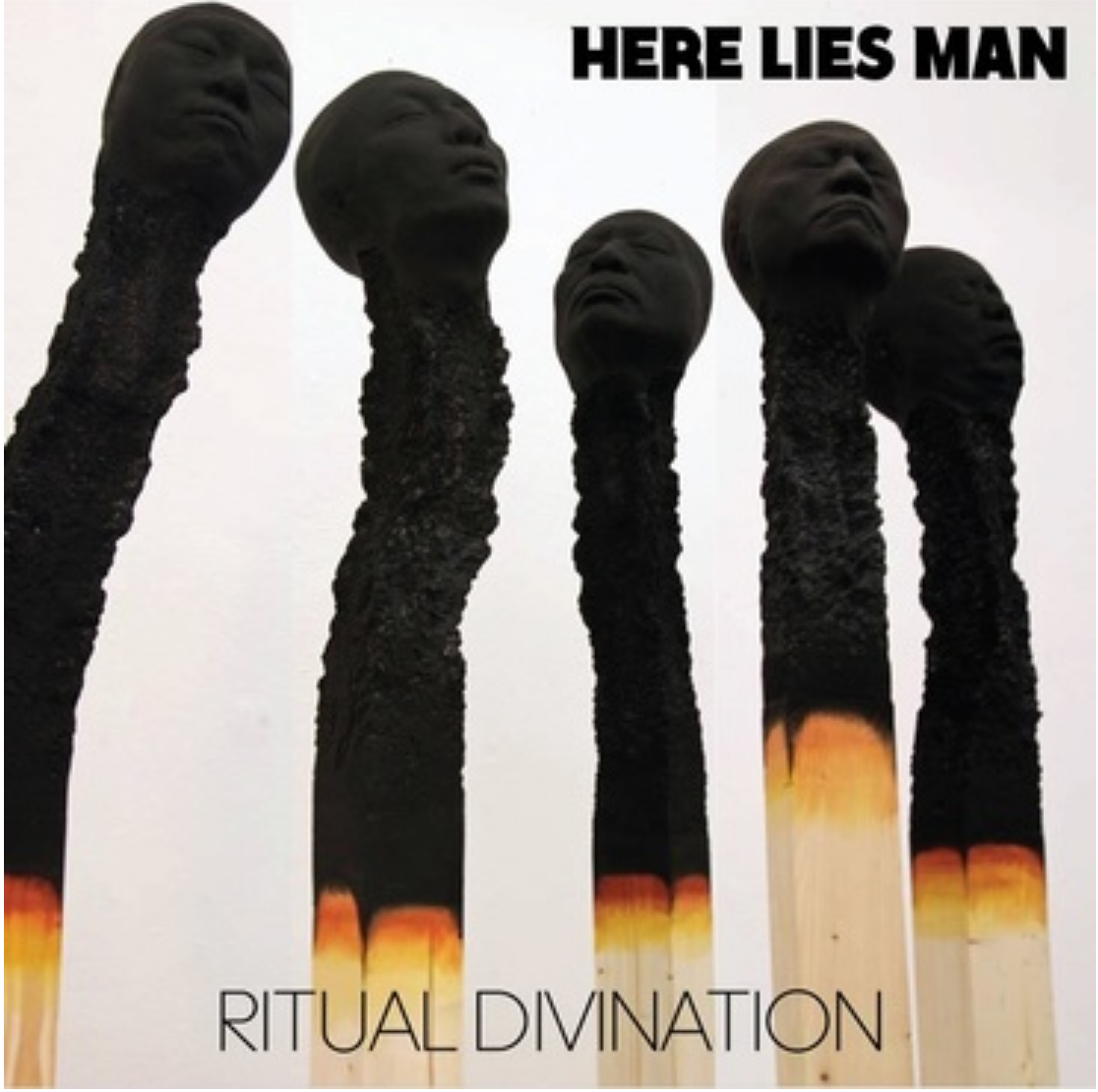 Riding Easy Records Here Lies Man - Ritual Divination