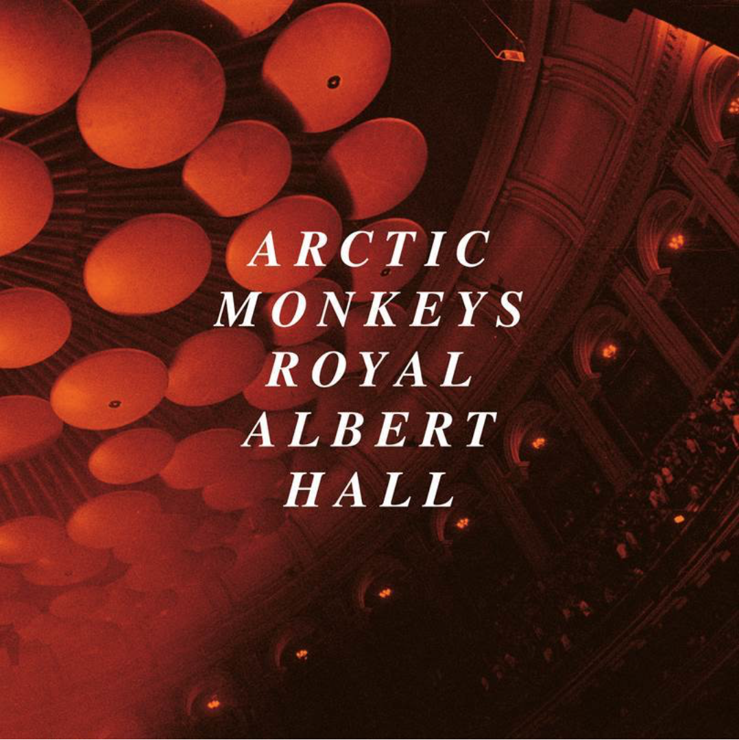 Domino Records Arctic Monkeys - Live at the Royal Albert Hall