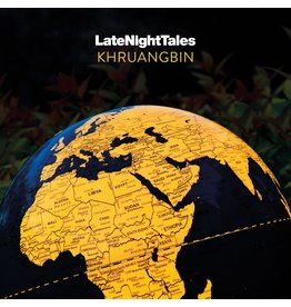 Late Night Tales Various - Khruangbin: Late Night Tales (Coloured Vinyl)