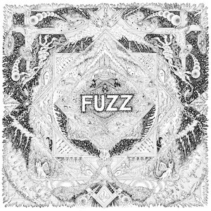 In The Red Records Fuzz - II (Coloured Vinyl)