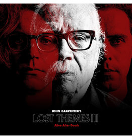 Sacred Bones Records John Carpenter - Lost Themes III (Coloured Vinyl)