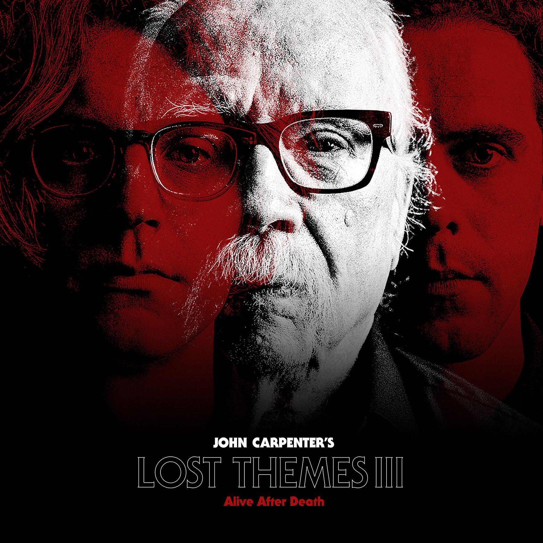 Sacred Bones Records John Carpenter - Lost Themes III (Coloured Vinyl)