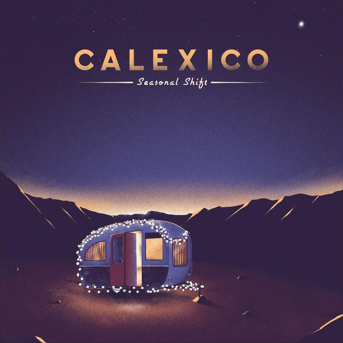 City Slang Calexico - Seasonal Shift