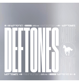 Warner Music Group Deftones - White Pony (20th Anniversary Super Deluxe Edition)