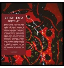 All Saints Records Brian Eno - Nerve Net
