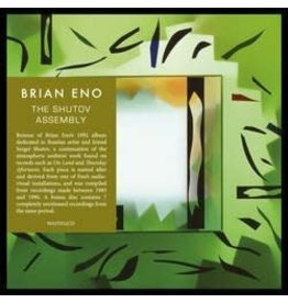 All Saints Records Brian Eno - The Shutov Assembly