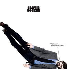 Rough Trade Records Jarvis Cocker - Further Complications