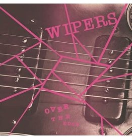 Jackpot Records The Wipers - Over The Edge