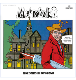 Parlophone David Bowie - Metrobolist (aka The Man Who Sold The World)
