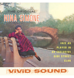 Matchball Records Nina Simone - Little Girl Blue