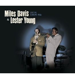 Matchball Records Miles Davis & Lester Young - Live In Europe 1956