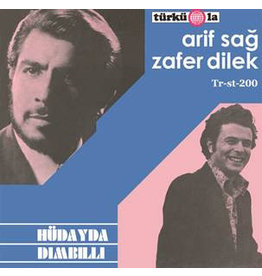 Turkuola Arif Sag and Zafer Dilek - Golden (Altin Baglama)