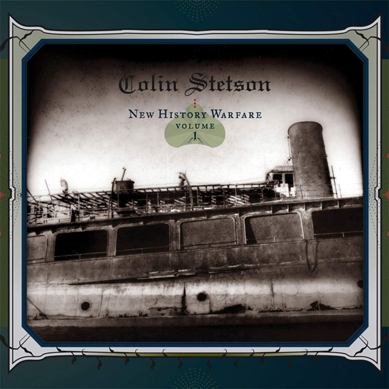 Aagoo Records Colin Stetson - New History Warfare Vol. 1