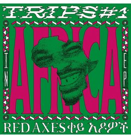 !K7 Records Red Axes - Trips #1: In Africa EP
