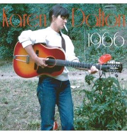 Delmore Recording Society Karen Dalton - 1966 (Coloured Vinyl)