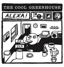Melodic Records The Cool Greenhouse - Alexa! / The End Of The World