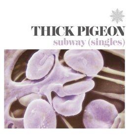 Les Disques du Crepuscule Thick Pigeon - Subway (Singles)