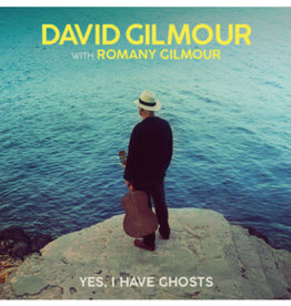 Sony Music Entertainment David Gilmour - Yes I Have Ghosts