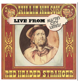 Legacy Willie Nelson - Live At Austin City Limits, 1976