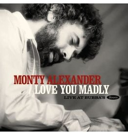 Resonance Records Monty Alexander - Love You Madly: Live At Bubba's