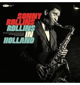 Resonance Records Sonny Rollins - Rollins In Holland: The 1967 Studio & Live Recordings