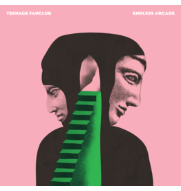 Pema Teenage Fanclub - Endless Arcade (Coloured Vinyl)