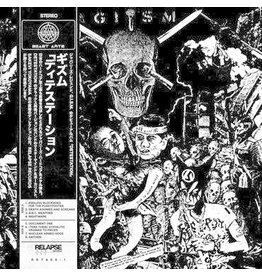 Relapse Records G.I.S.M. - DETESTation