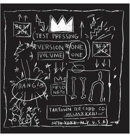 Mr Bongo Rammellzee & K-Rob - Beat-Bop (Coloured Vinyl)