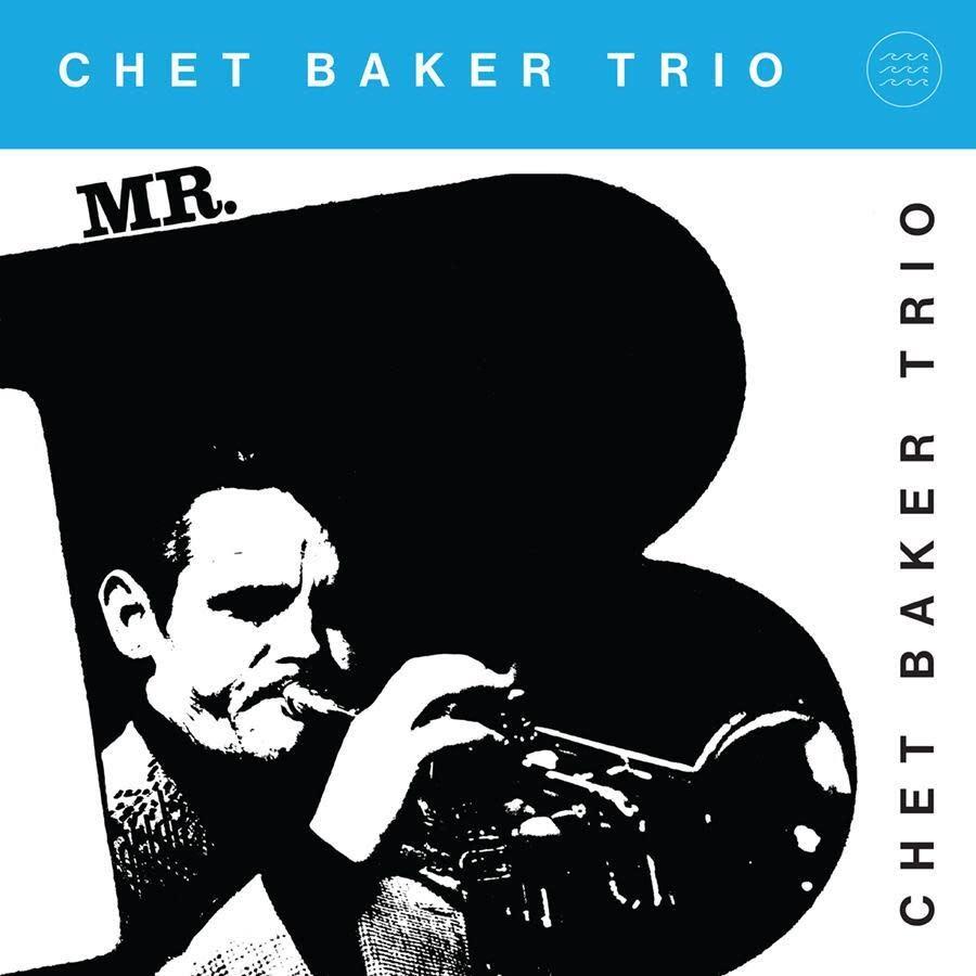 Tidal Waves Music Chet Baker - Mr. B (Coloured Vinyl)