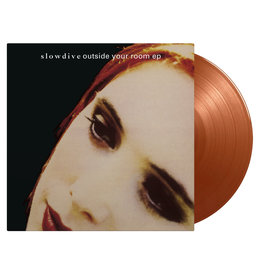 Music On Vinyl Slowdive - Outside Your Room EP (Coloured Vinyl)