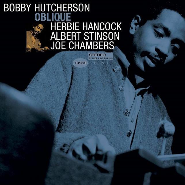 Blue Note Bobby Hutcherson - Oblique (Tone Poet Edition)