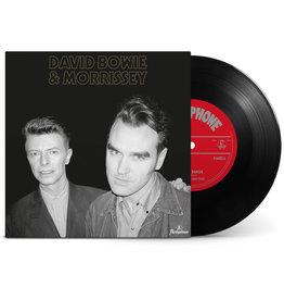 Parlophone Morrissey & David Bowie - Cosmic Dancer