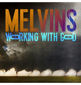 Ipecac Recordings Melvins - Working With God