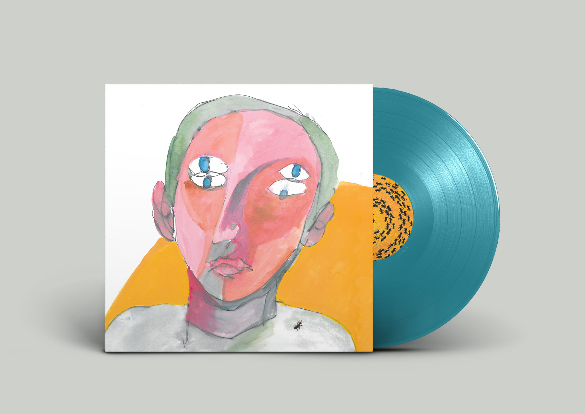 Dipped In Gold Another New Thing - XYZZY (Coloured Vinyl)