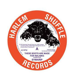 Harlem Shuffle Symarip - These Boots Are Made For Walking